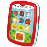 Cumpara ieftin Jucarie pentru bebelusi Hola Toys,prima mea tableta cu sunete si lumini