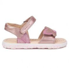 Sandale Copii Geox JR Hahiti Girl J928ZA0AJ77C8006, 26 - 28, 30 - 34, Roz