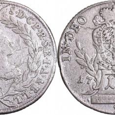 1767 - 10 kreuzer - Maximilian III Joseph - Electoratul Bavariei