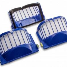 Hepa filter-set pentru irobot roomba 600er serie / aerovac (3x), ,