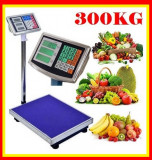 Cantar electronic 300KG Platforma Digital Piata Fructe Legume