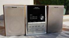 Micro sistem audio Panasonic SA-PM21 foto