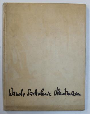 WANDA SACHELARIE VLADIMIRESCU , text de DAN GRIGORESCU , 1993 foto