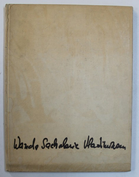 WANDA SACHELARIE VLADIMIRESCU , text de DAN GRIGORESCU , 1993