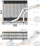 Vaporizator / Evaporator aer conditionat SKODA OCTAVIA I Combi (1U5) (1998 - 2010) HELLA 8FV 351 210-541