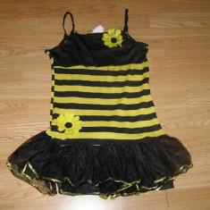 Costum carnaval serbare albina albinuta pentru copii de 12-13-14 ani, Masura unica, Din imagine