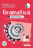 Cumpara ieftin Gramatică. Fișe de lucru (pe lecții și unități de învățare cu itemi și teste de evaluare). Clasa a VI-a