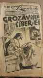 Grozaviile Siberiei - roman in fascicole