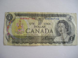 MDBS - BANCNOTA CANADA - 1 DOLLAR