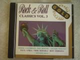 ROCK And ROLL Classics Vol. 3 - 2 C D Originale ca NOI, CD