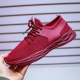 Pantofi sport Otavio rosii -rl