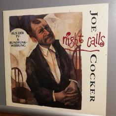 Joe Cocker – Night Calls (1991/Capitol/Germany) - Vinil/Vinyl/Impecabil (NM)