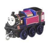 Thomas locomotiva Mattel push along neagra