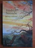 """Stiinta voioasa : (""""la gaya scienza"""") / Friedrich Nietzsche"""