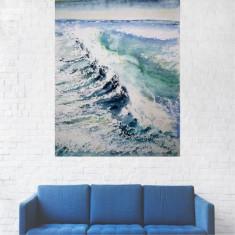 Tablou Canvas, Mare Albastra - 40 x 50 cm