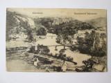 Rara! Gurahonț(Județul Arad) carte postala circulata1925