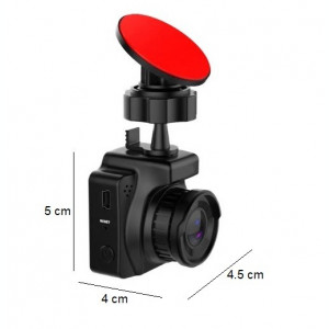 Camera Auto Super HD,WiFi,GPS,Procesor NT96658,Senzor Sony IMX323,Condensator