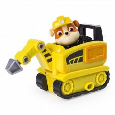 Vehicul cu figurina Ultimate Rescue Rubble Patrula Catelusilor