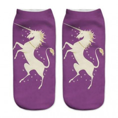 Sosete unicorn