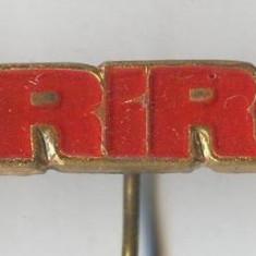 Insigna veche Intreprinderea GRIRO - Industrie romaneasca