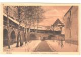 SV * Cisnadie * Heltau * Sibiu *  Biserica Fortificata * Turnul din Sud - Vest