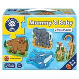 Puzzle Mama si Copilul MUMMY AND BABY, orchard toys