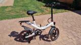 OCAZIE-Bicicleta electrica pliabila, roti 14 -16 inch, baterie 15 Ah -48v