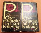 Povestirile din Canterbury 2 vol. Ilustratii Val Munteanu - Geoffrey Chaucer