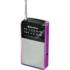 Radio portabil Roadstar TRA-2195, AM/FM, mov