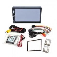 2 Din Auto MP5 Player Display Universal/ BT / Camera Marsarier + Rama adaptor