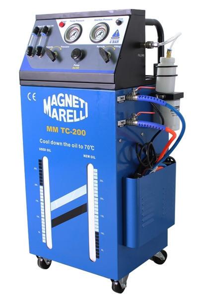 Aparat automat schimbat ulei cutie viteze automate ATF Magneti Marelli TC-200