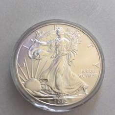 1 Dollar 2012 Argint 0.999 Gr: 31.10, America de Nord