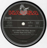 M.C. Sar & The Real McCoy - Another Night (Vinyl), VINIL, Hansa rec