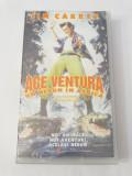 Caseta video VHS originala film tradus Ro - Ace Ventura un Nebun in Africa