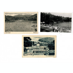 Sovata - Lot 3 carti postale anii 1940