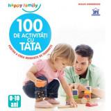 100 de activitati cu tata | Gilles Diederichs, Didactica Publishing House