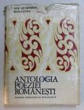 ANTOLOGIA POEZIEI ROMANESTI-ZOE DUMITRESCU BUSULENGA