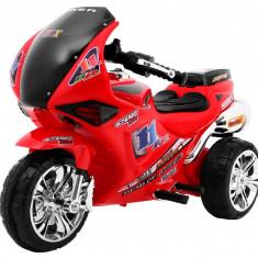 Motocicleta electrica RR1000, rosu