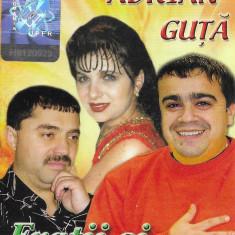 Caseta Frații Și Dușmanii, originala, manele