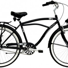 Bicicleta Oras Dhs Cruiser 2697 Negru 26