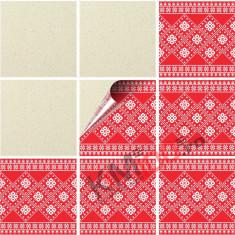 """Sticker Autocolant Faianta Decorativa """"Kitchen Design"""" model K-FAI-368 (pret/bucata)"""