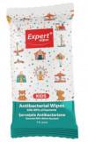 Servetele umede Antibacteriene Kids, 15 bucati, Expert Wipes