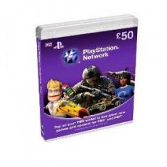 PlayStation Network Card - 50