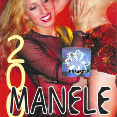 Caseta Super Manele 2002 Vol. 4, originala, holograma