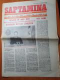 Saptamana 6 ianuarie 1989-ziua de nastere a elenei ceausescu,mesajul de anul nou