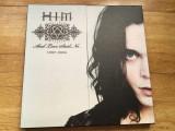HIM -  And Love Said No... (5LP, 5 viniluri,2004,BMG,EU) vinil vinyl