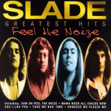 Slade Feel The Noise Greatest Hits (cd)