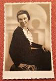 Portret de femeie. Fotografie datata 1939 - Foto-Daniel, R.-Sarat