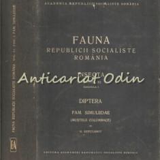 Fauna R.S.R. Vol. XI Fasc. 8 Insecta (V). Diptera, f. Simuliidae - G. Dinulescu