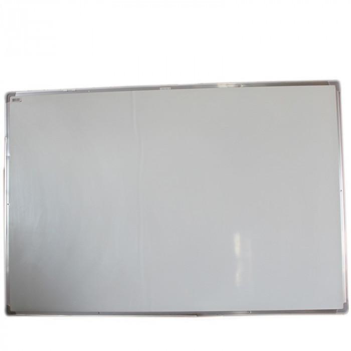 Tabla magnetica 100x150 cm, rama aluminiu pentru conferinte, resigilata